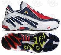 Кроссовки ADIDAS EQUIPMENT FYW 98 (White\Dark blue\Solar yellow)